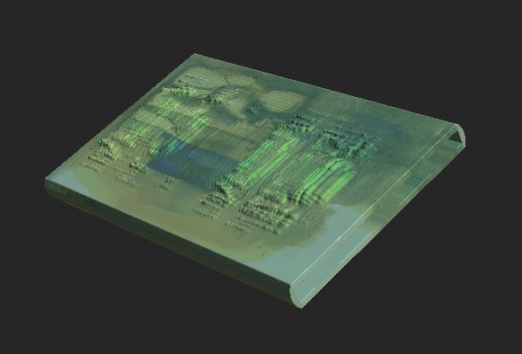 Des Cards in variation